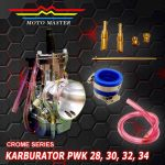 karburator pwk motomaster Chrome