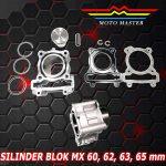 Silinder Blok MX 60, 62, 63, 65 mm