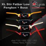 X-Line Stir fatbar + Pangkon + Busa