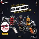 Shockbreaker 523 ninja150rr